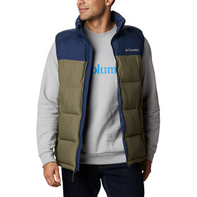 Columbia Pike Lake bodywarmer Heren, stone green/collegiate navy